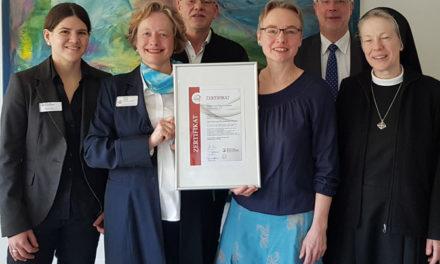 Das Hospiz Luise in Hannover feiert 25-jähriges Bestehen