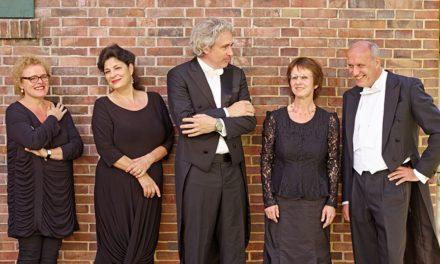 """Der Knabenchor Hannover präsentiert """"Händel live in Herrenhausen"""""""