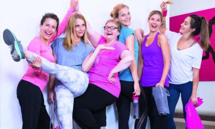 Mrs.Sporty: Eine Mitgliedschaft – viele Vorteile