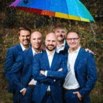 """Mit """"Alte Bekannte"""" ist ein faszinierendes A-capella-Quintett in Hannover zu Gast"""