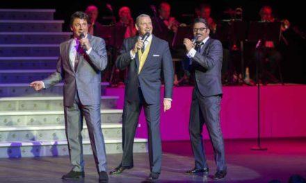 """""""Sinatra and Friends"""" bringt drei große Entertainer zurück auf die Bühne"""